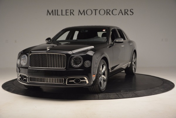 Used 2017 Bentley Mulsanne Speed for sale Sold at Bugatti of Greenwich in Greenwich CT 06830 1