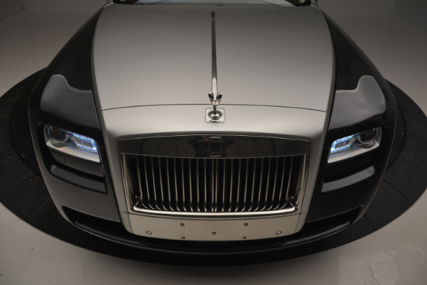 Used 2013 Rolls-Royce Ghost for sale Sold at Bugatti of Greenwich in Greenwich CT 06830 15