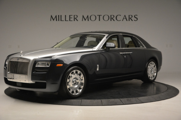Used 2013 Rolls-Royce Ghost for sale Sold at Bugatti of Greenwich in Greenwich CT 06830 2