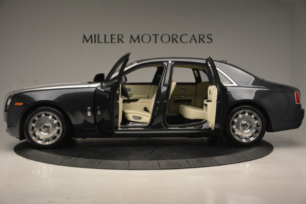 Used 2013 Rolls-Royce Ghost for sale Sold at Bugatti of Greenwich in Greenwich CT 06830 4