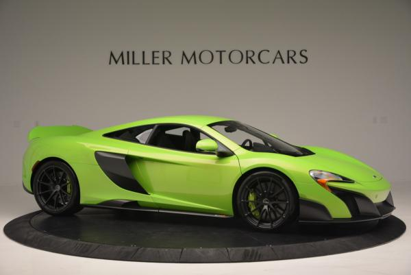 Used 2016 McLaren 675LT Coupe for sale $249,900 at Bugatti of Greenwich in Greenwich CT 06830 10