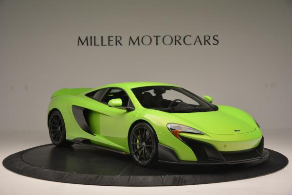 Used 2016 McLaren 675LT Coupe for sale $249,900 at Bugatti of Greenwich in Greenwich CT 06830 11