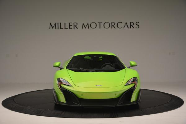Used 2016 McLaren 675LT Coupe for sale $249,900 at Bugatti of Greenwich in Greenwich CT 06830 12