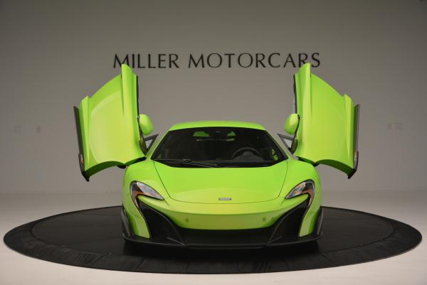 Used 2016 McLaren 675LT for sale Sold at Bugatti of Greenwich in Greenwich CT 06830 13