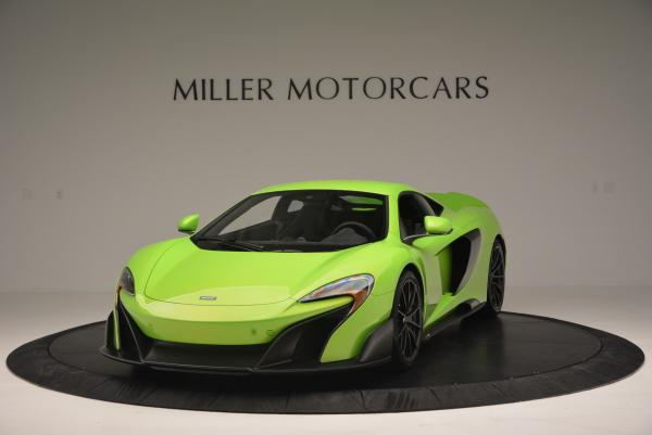 Used 2016 McLaren 675LT Coupe for sale $249,900 at Bugatti of Greenwich in Greenwich CT 06830 2