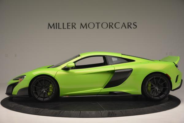 Used 2016 McLaren 675LT for sale Sold at Bugatti of Greenwich in Greenwich CT 06830 3