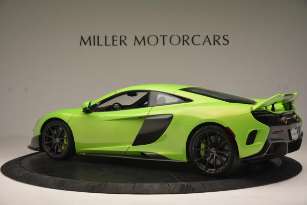 Used 2016 McLaren 675LT Coupe for sale $249,900 at Bugatti of Greenwich in Greenwich CT 06830 4