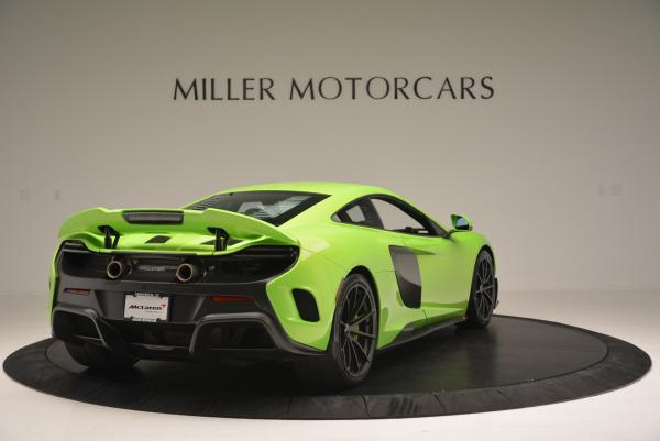 Used 2016 McLaren 675LT Coupe for sale $249,900 at Bugatti of Greenwich in Greenwich CT 06830 7