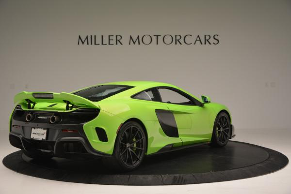Used 2016 McLaren 675LT Coupe for sale $249,900 at Bugatti of Greenwich in Greenwich CT 06830 8