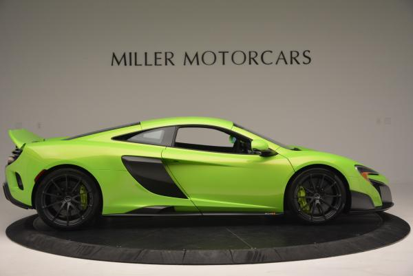Used 2016 McLaren 675LT Coupe for sale $249,900 at Bugatti of Greenwich in Greenwich CT 06830 9