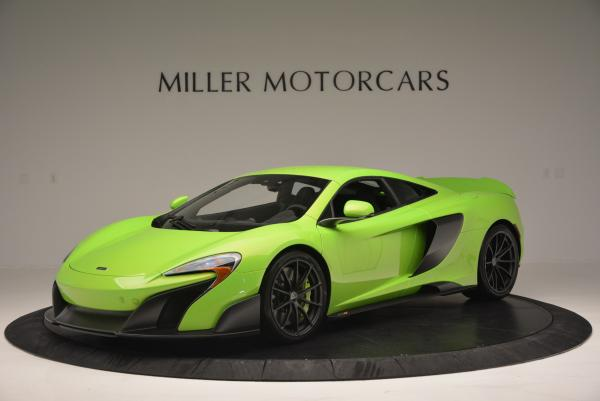 Used 2016 McLaren 675LT Coupe for sale $249,900 at Bugatti of Greenwich in Greenwich CT 06830 1