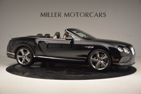 Used 2016 Bentley Continental GT Speed Convertible for sale Sold at Bugatti of Greenwich in Greenwich CT 06830 10