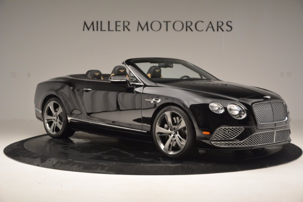 Used 2016 Bentley Continental GT Speed Convertible for sale Sold at Bugatti of Greenwich in Greenwich CT 06830 11