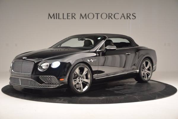 Used 2016 Bentley Continental GT Speed Convertible for sale Sold at Bugatti of Greenwich in Greenwich CT 06830 14
