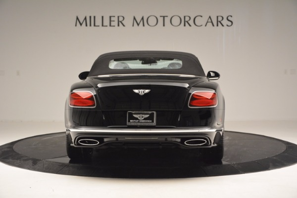 Used 2016 Bentley Continental GT Speed Convertible for sale Sold at Bugatti of Greenwich in Greenwich CT 06830 17