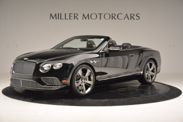 Used 2016 Bentley Continental GT Speed Convertible for sale Sold at Bugatti of Greenwich in Greenwich CT 06830 2