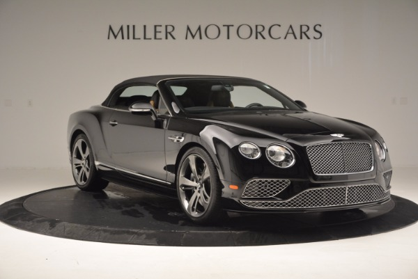 Used 2016 Bentley Continental GT Speed Convertible for sale Sold at Bugatti of Greenwich in Greenwich CT 06830 20