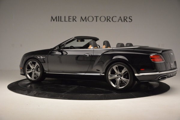 Used 2016 Bentley Continental GT Speed Convertible for sale Sold at Bugatti of Greenwich in Greenwich CT 06830 4