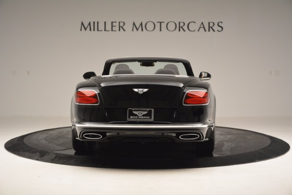 Used 2016 Bentley Continental GT Speed Convertible for sale Sold at Bugatti of Greenwich in Greenwich CT 06830 6