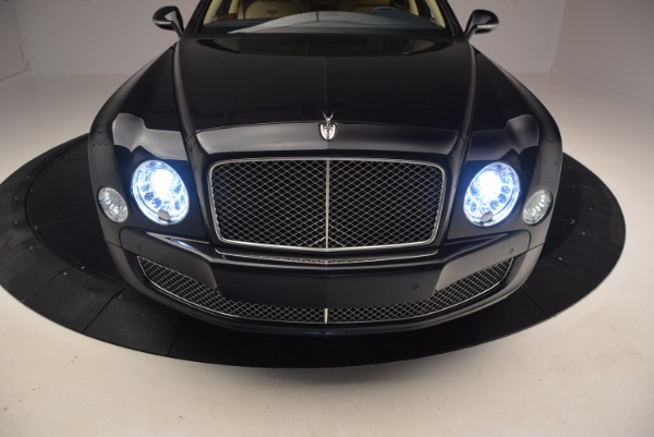 Used 2016 Bentley Mulsanne for sale Sold at Bugatti of Greenwich in Greenwich CT 06830 12