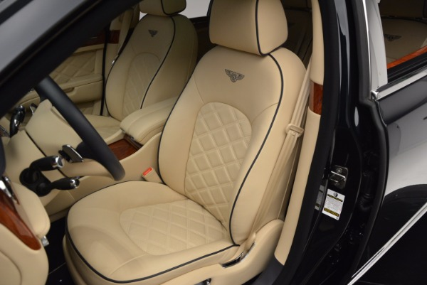 Used 2016 Bentley Mulsanne for sale Sold at Bugatti of Greenwich in Greenwich CT 06830 18