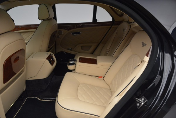 Used 2016 Bentley Mulsanne for sale Sold at Bugatti of Greenwich in Greenwich CT 06830 25