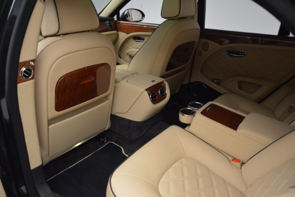 Used 2016 Bentley Mulsanne for sale Sold at Bugatti of Greenwich in Greenwich CT 06830 26