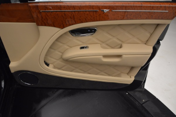 Used 2016 Bentley Mulsanne for sale Sold at Bugatti of Greenwich in Greenwich CT 06830 28