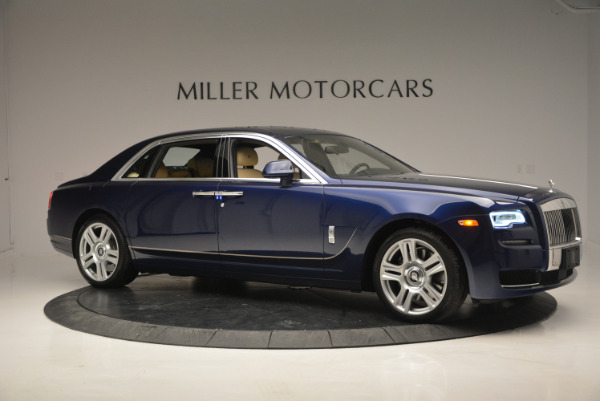 Used 2016 Rolls-Royce Ghost EWB for sale Sold at Bugatti of Greenwich in Greenwich CT 06830 10