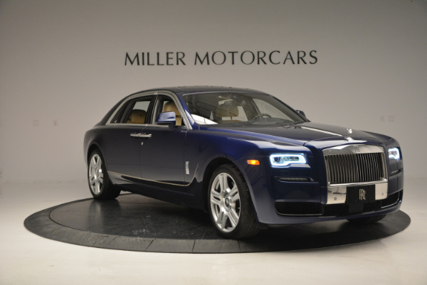 Used 2016 Rolls-Royce Ghost EWB for sale Sold at Bugatti of Greenwich in Greenwich CT 06830 11