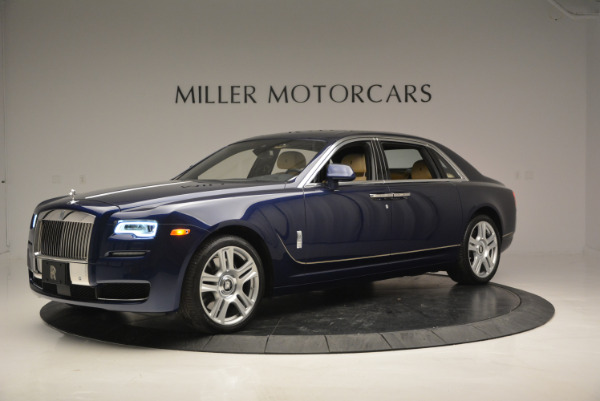 Used 2016 Rolls-Royce Ghost EWB for sale Sold at Bugatti of Greenwich in Greenwich CT 06830 2