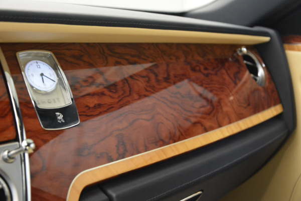 Used 2016 Rolls-Royce Ghost EWB for sale Sold at Bugatti of Greenwich in Greenwich CT 06830 23