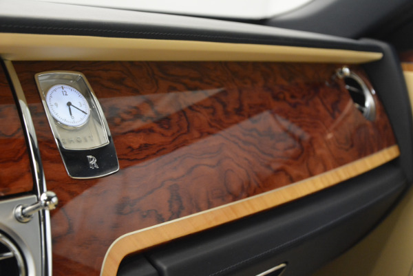 Used 2016 Rolls-Royce Ghost EWB for sale Sold at Bugatti of Greenwich in Greenwich CT 06830 24