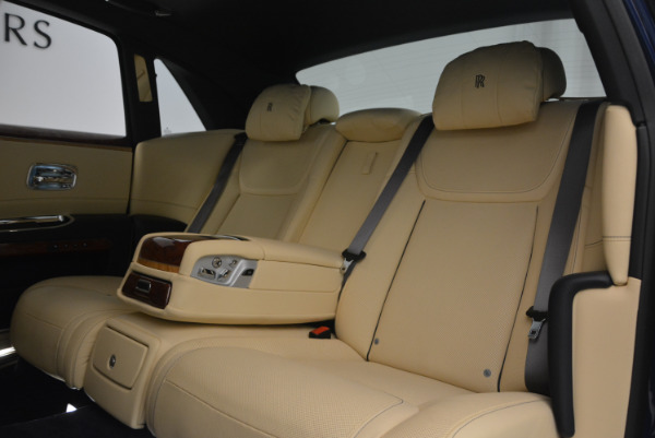 Used 2016 Rolls-Royce Ghost EWB for sale Sold at Bugatti of Greenwich in Greenwich CT 06830 26