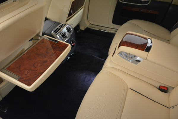 Used 2016 Rolls-Royce Ghost EWB for sale Sold at Bugatti of Greenwich in Greenwich CT 06830 28