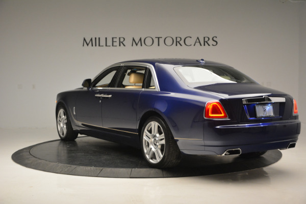 Used 2016 Rolls-Royce Ghost EWB for sale Sold at Bugatti of Greenwich in Greenwich CT 06830 5