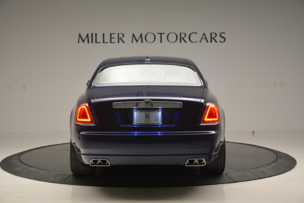 Used 2016 Rolls-Royce Ghost EWB for sale Sold at Bugatti of Greenwich in Greenwich CT 06830 6