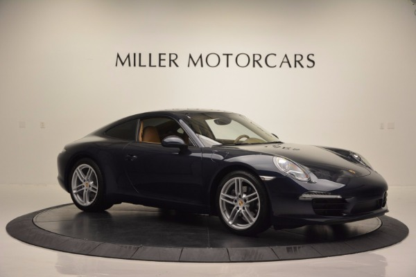 Used 2014 Porsche 911 Carrera for sale Sold at Bugatti of Greenwich in Greenwich CT 06830 10