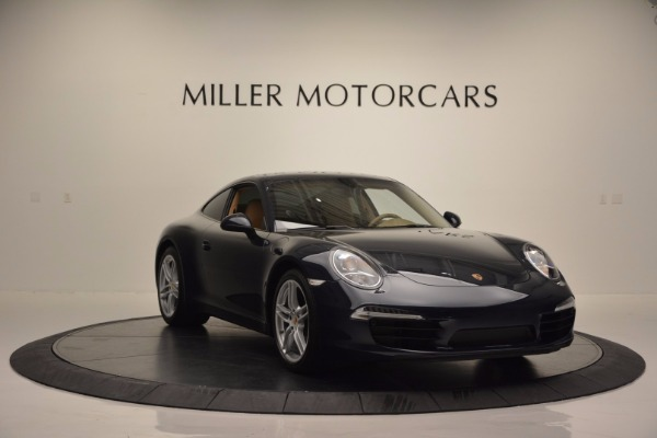 Used 2014 Porsche 911 Carrera for sale Sold at Bugatti of Greenwich in Greenwich CT 06830 11