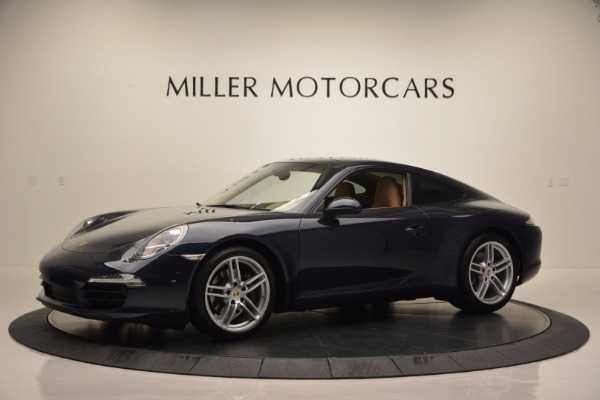 Used 2014 Porsche 911 Carrera for sale Sold at Bugatti of Greenwich in Greenwich CT 06830 2