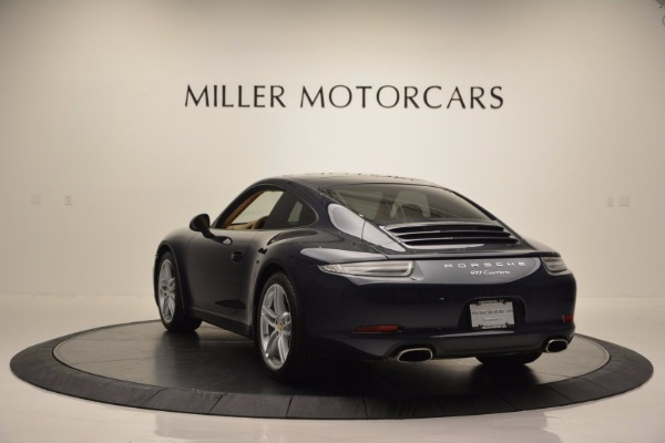 Used 2014 Porsche 911 Carrera for sale Sold at Bugatti of Greenwich in Greenwich CT 06830 5
