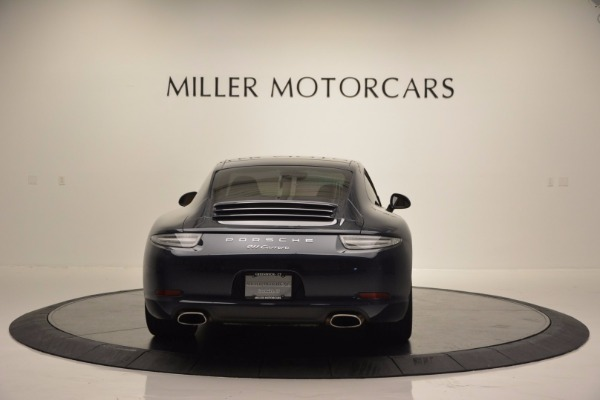 Used 2014 Porsche 911 Carrera for sale Sold at Bugatti of Greenwich in Greenwich CT 06830 6