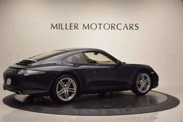 Used 2014 Porsche 911 Carrera for sale Sold at Bugatti of Greenwich in Greenwich CT 06830 8