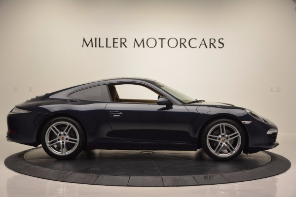 Used 2014 Porsche 911 Carrera for sale Sold at Bugatti of Greenwich in Greenwich CT 06830 9