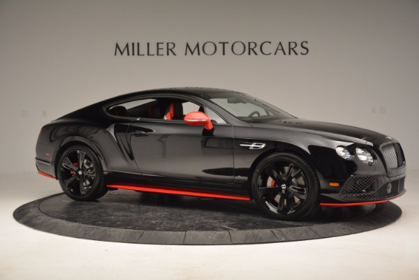 New 2017 Bentley Continental GT Speed for sale Sold at Bugatti of Greenwich in Greenwich CT 06830 10