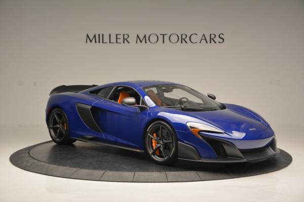 Used 2016 McLaren 675LT Coupe for sale $235,900 at Bugatti of Greenwich in Greenwich CT 06830 10
