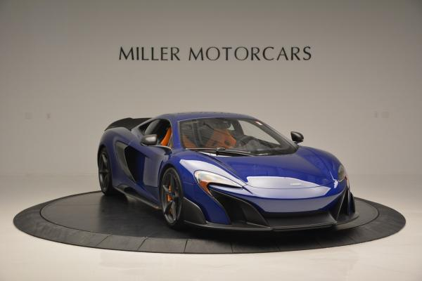 Used 2016 McLaren 675LT Coupe for sale Sold at Bugatti of Greenwich in Greenwich CT 06830 11