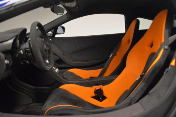 Used 2016 McLaren 675LT Coupe for sale Sold at Bugatti of Greenwich in Greenwich CT 06830 15