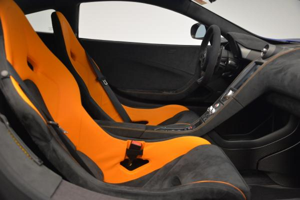Used 2016 McLaren 675LT Coupe for sale Sold at Bugatti of Greenwich in Greenwich CT 06830 18