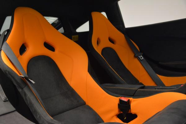 Used 2016 McLaren 675LT Coupe for sale Sold at Bugatti of Greenwich in Greenwich CT 06830 19